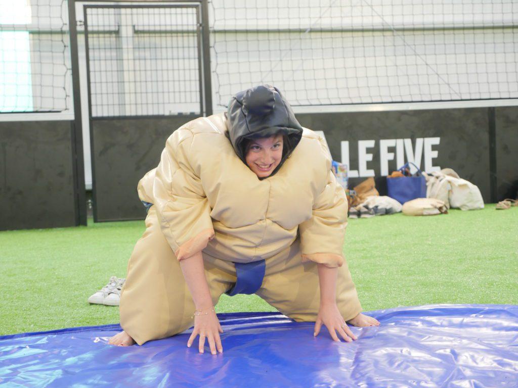 sumo activité ludique