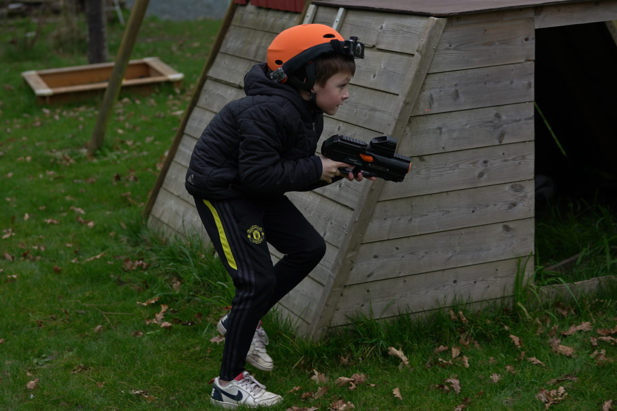 laser game enfant