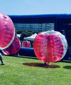 bubble foot intérieur extérieur