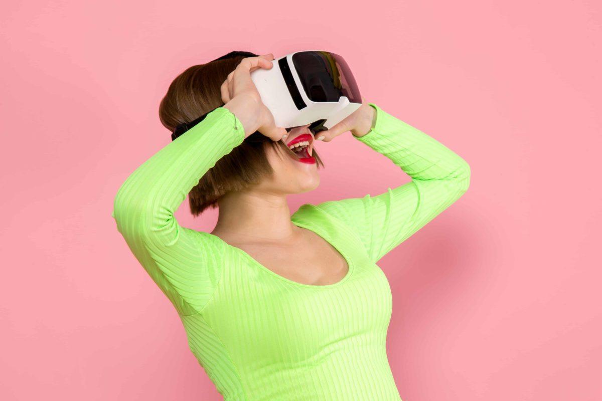 réalité virtuelle activité Team Building