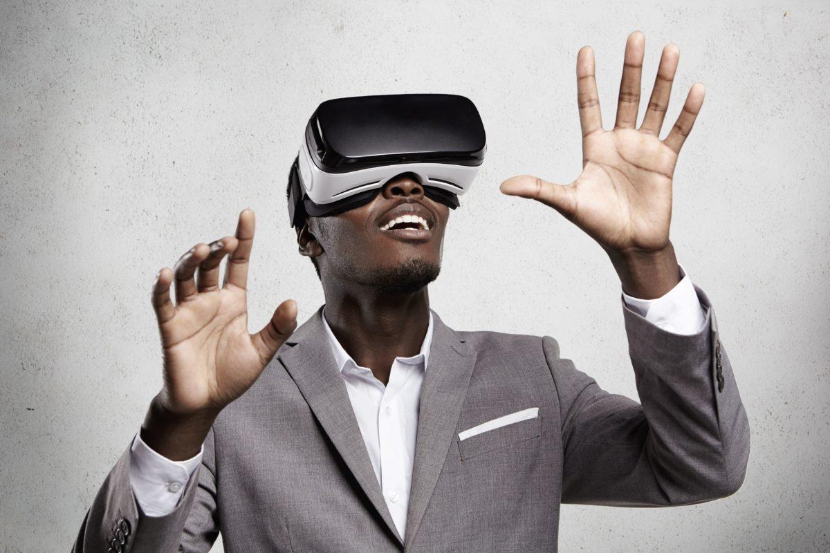 casque VR, nouvelle technologie