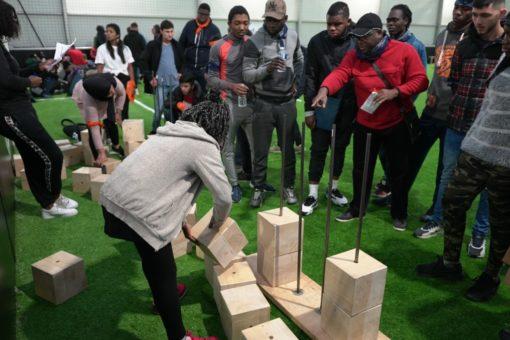 olympiades sportigoo activités enterrement vie de garçon