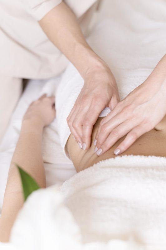Massage acitivité evg