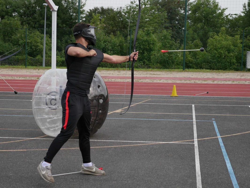 archery tag à juvisy