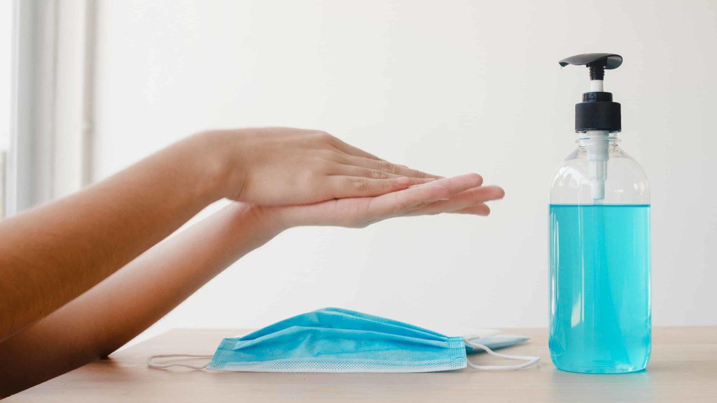 santé gestes barrières