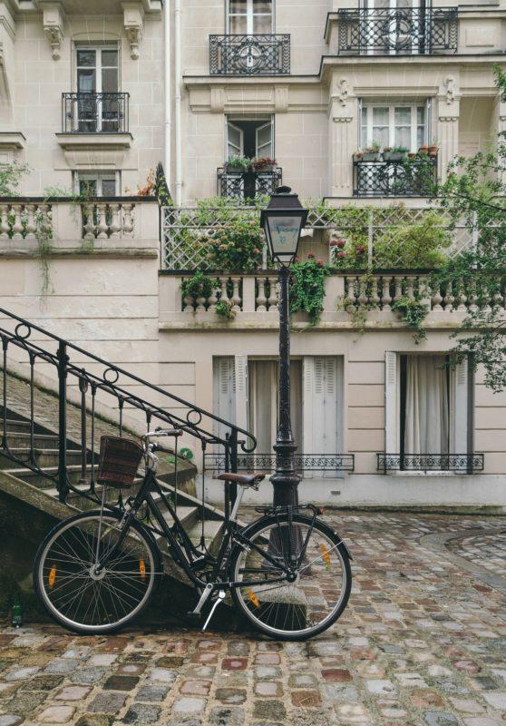 Visite guidée paris vélo