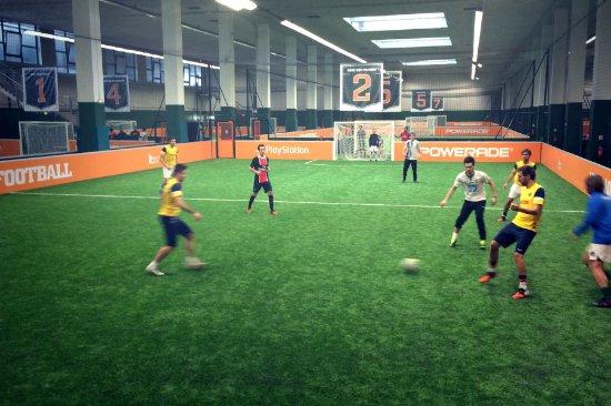 foot indoor team building evg anniversaire