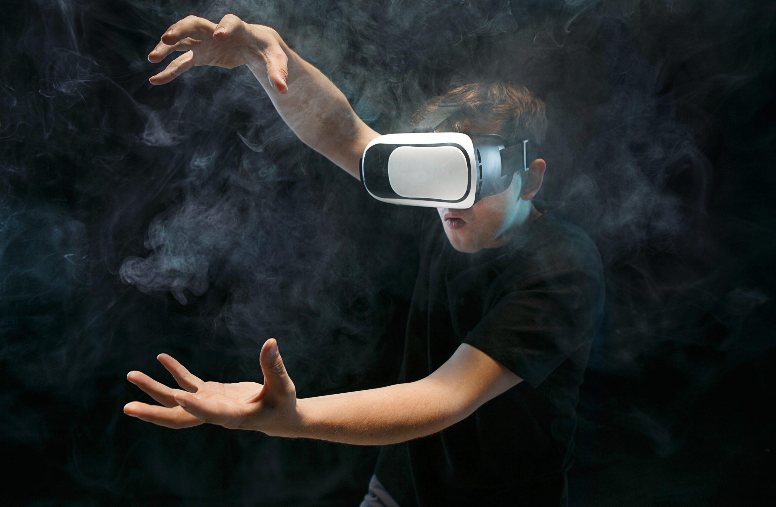 Réalité virtuelle sur Paris