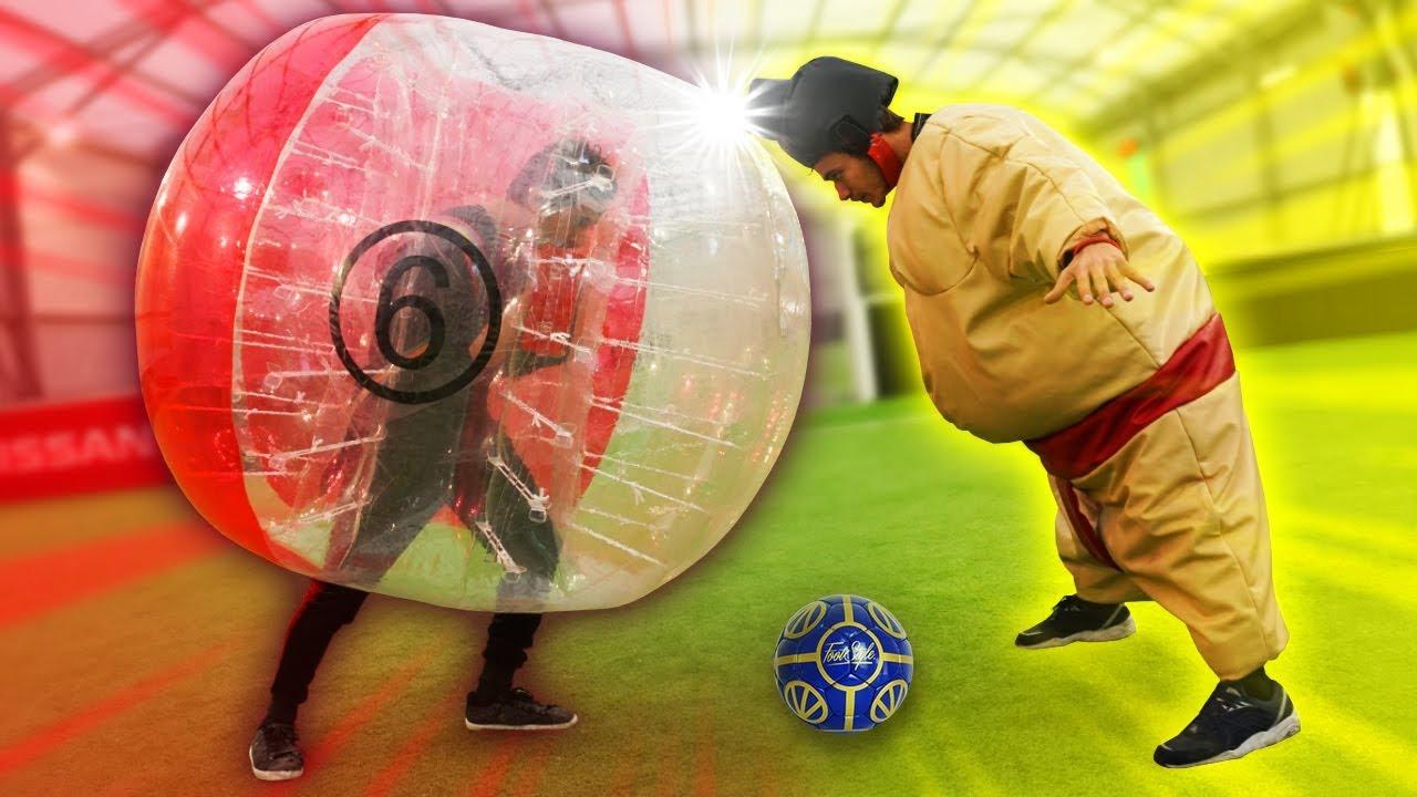 bubble foot vs sumo