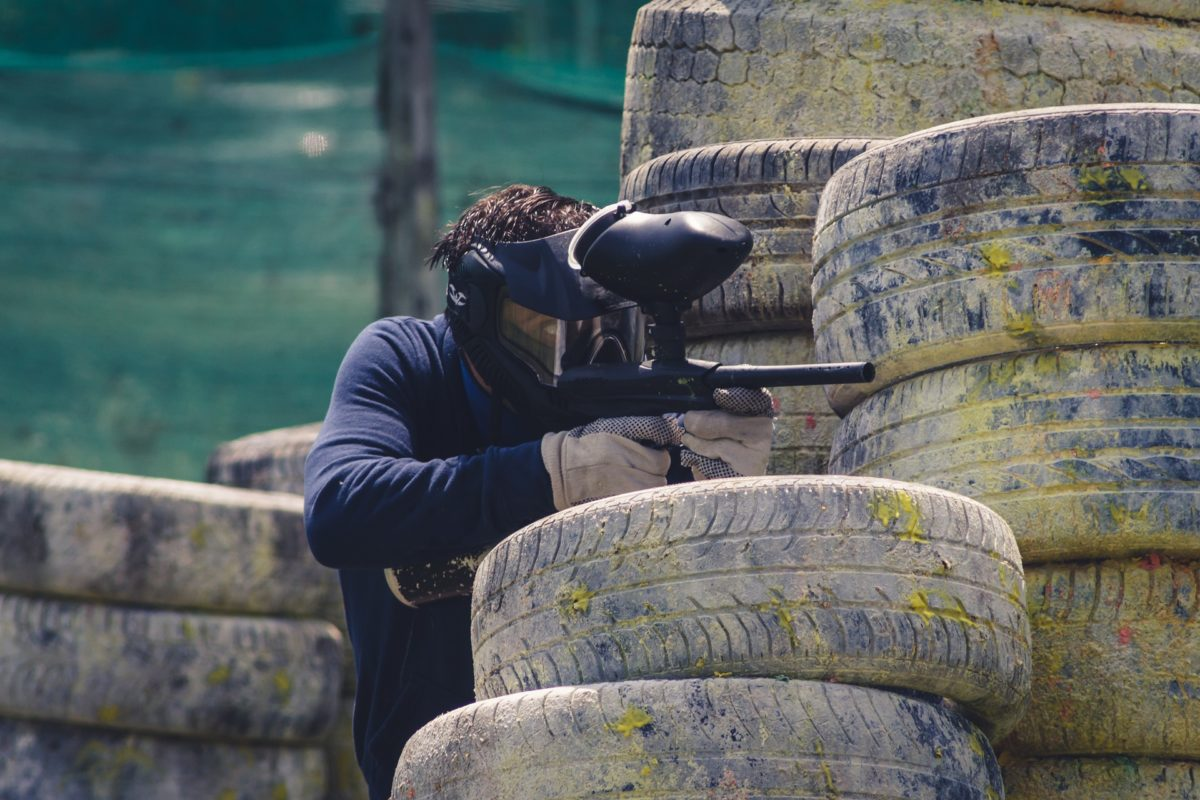 paintball ile de france