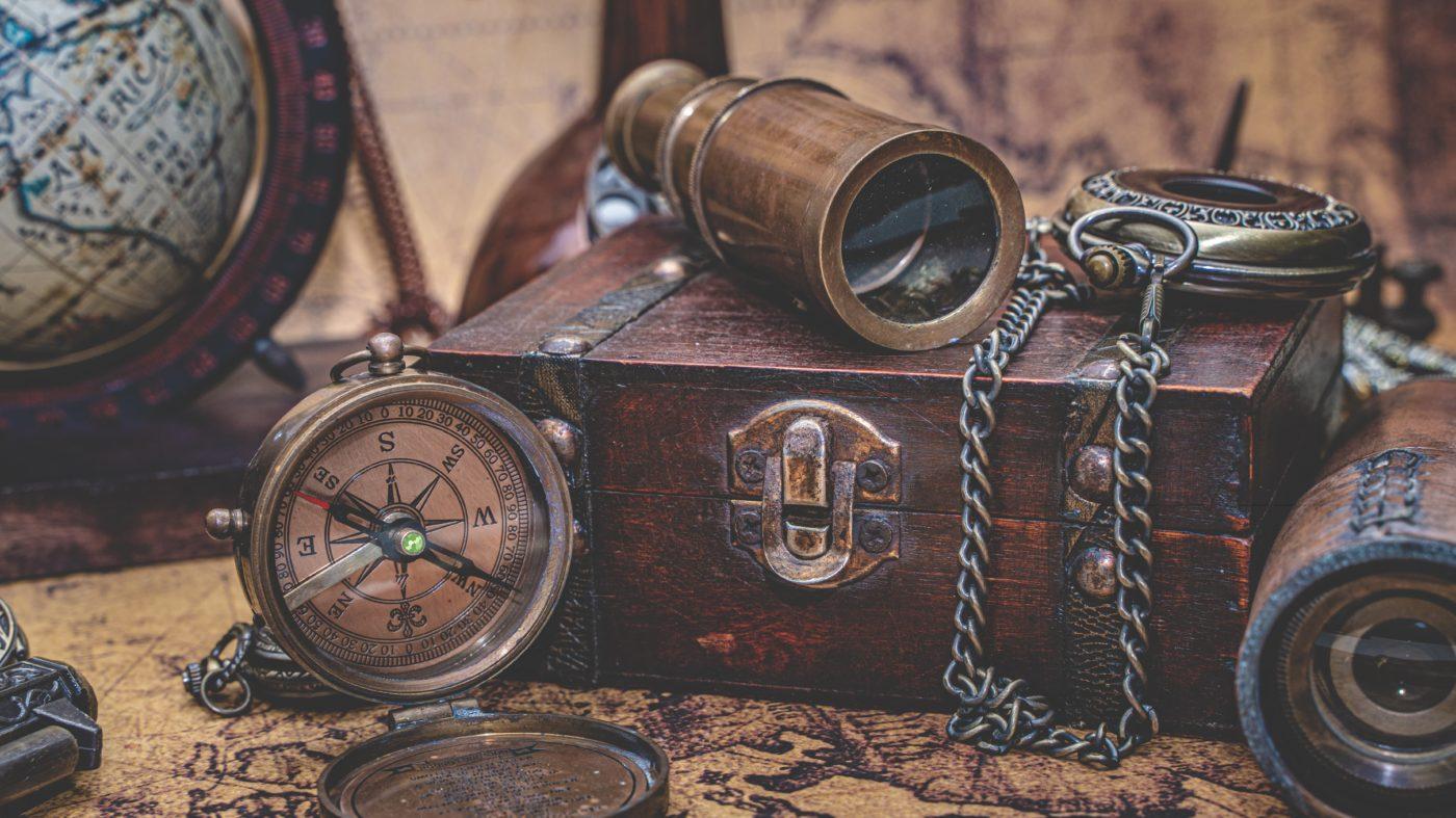 chasse au trésor activité ludique