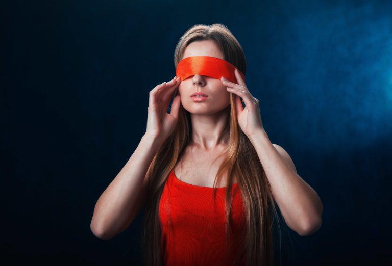 Dégustation à l'aveugle evjf